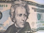 Andrew Jackson Twenty Dollar US Bill